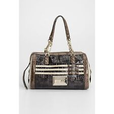 ..GUESS ..SATINE BOUDOIR BLACK BOX BAG NEWEST STYLE...BLOW OUT!...