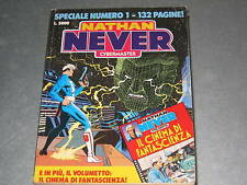 NATHAN NEVER SPECIALE N.1 - CYBERMASTER