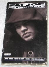 The SHIT Is Real by Fat Joe Cassette 1994 Relativity records FREE SHIPPING U.S.A