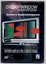 NUEVO DVD DREAM VISILLOS TRANSFORMA SU TV BURBUJA HIPNÓTICOS DECO