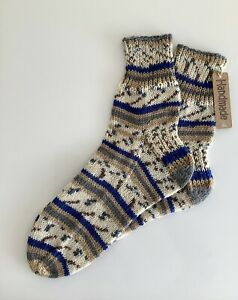 Hand Knitted Ankle Socks