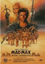 MAD MAX - BEYOND THUNDERDOME (Mel Gibson) DVD Region 4