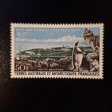 FRANCE TAAF POSTE AÉRIENNE PA N°14 PORT-AUX-FRANÇAIS KERGUELEN NEUF ** LUXE MNH