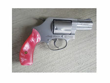 AJAX For Smith Wesson J Frame Grips - #22 - HPP - Hot PINK Pearlite Polymer Set