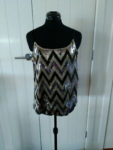 Roman Originals cami top fully lined Size 14 Brand new with tags UK designer