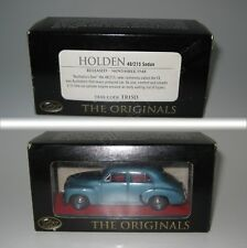 Holden FX  48/215 Sedan Dark Blue TRAX 1:43 Scale Diecast ModelCars TR15D