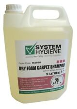 System Hygiene Dry Foam Carpet Shampoo Cleaning Carpets Ideal For Kirby's vacuum