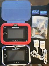 InnoTab 3S Lot - 2 Tabs, 1 Case, 2 chargers, 2 games, Manual & USB - All Working