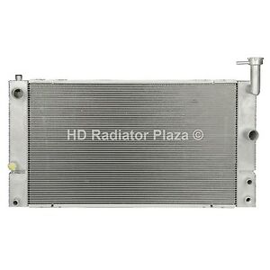 Radiator Replacement For 04-09 Toyota Prius L4 1.5L Hybrid 4 Cylinder TO3010278