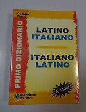 Primo dizionario di latino SCONTO 30% 9788853500458 VOCABOLARIO mandese editore