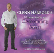 GLENN HARROLD - Ultimate Guide to Overcoming Stress - Hypnotherapy - CD Audio
