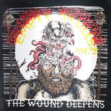 VA Empty Skulls Vol 2 COLERA CORROSION OF CONFORMITY - NEW SEALED 1986 LP Record