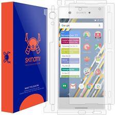 Skinomi FULL BODY (MATTE) Skin+Screen Protector for Sony Xperia XA1