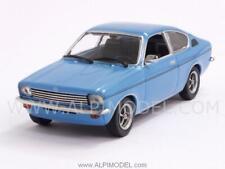 Opel Kadett C Coupe 1973 Blue 1:43 MINICHAMPS 430045628
