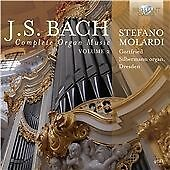 J.S Bach: Complete Organ Music, Vol. 2, Stefano Molardi CD | 5028421947921 | New