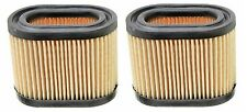 2 REPLACEMENT TECUMSEH AIR FILTER 36745 CENTURA 5.5 HP LEV115 LEV120 OVRM105