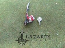 Warhammer 40K White Scars Space Marine - Commander bits (oop metal)