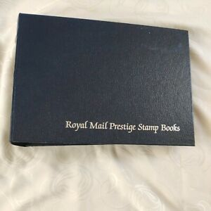 ROYAL MAIL PRESTIGE STAMP BOOKS STAMP ALBUM WITH 30 PAGES