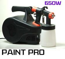 Paint Pro 650W HVLP Electric Paint Spray Gun Painting Sprayer Machine