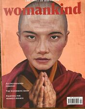 WOMANKIND Magazine Issue 15 2018 Yak The Skill of Happiness