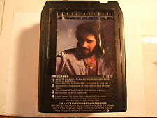 8 Track Tape- Eddie Rabbitt-Variations. Tested