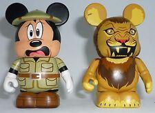 Disney Animal Kingdom Sets Vinylmation ( Nice Kitty ) LE 2000