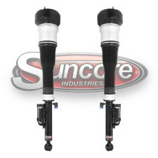 2008-2012 Mercedes CL63 AMG Rear Airmatic & 4 Matic Electronic Air Struts Pair