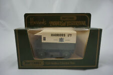 Matchbox Model of Yesteryear 1919 Walker Y-29 AND Y12 FORD Harrods BOX MINT NICE