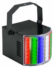 USB Disco Derby Lichteffekt Muster RGBW LED Party Musiksteuerung Automatik bunt