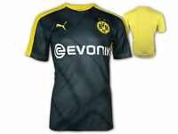 Puma BVB League Stadium Trikot Kinder Borussia Dortmund Fanshirt Junior 128-164