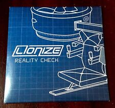 LIONIZE - REALITY CHECK sealed DJ promo CD single JETPACK SOUNDTRACK