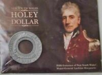 HOLEY DOLLAR Pattern on Macquarie Card
