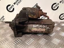 RENAULT LAGUNA 1.9 DCI 2003 STARTER MOTOR 161 2 0097 GC