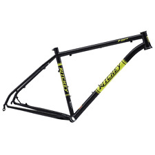 "Ritchey WCS P-29er Mountain Bike Frame 19"" Large Black / High Vis Yellow"
