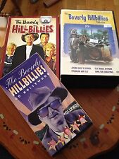 THE BEVERLY HILLBILLIES GO HOLLYWOOD VHS Collection 5 DVDs 2 DVDs VHS+7 Discs 40