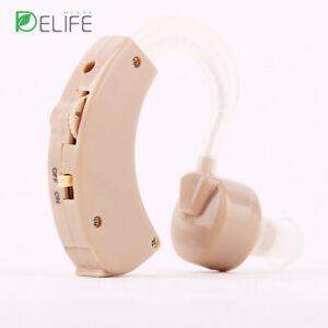 1x Hörgerät Digital Hörverstärker Hörgerät Hörhilfe einstellbar In Ear