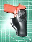 "DeSantis Insider RH Leather IWB Holster Glock 19 XD XDM APX PPQ P320 4.7"" P226"