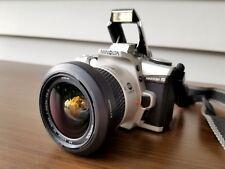 Minolta Maxxum 5 Film Camera With 28-80 mm Minolta Lens Untested