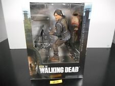 "SEALED! THE WALKING DEAD AMC 10"" DARYL DIXON DELUXE ACTION FIGURE SERIES 4 68-15"