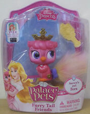 Disney Princess Palace Pets ~ Aurora's Owl Fern ~ Furry Tail Friends