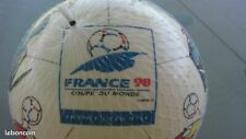 Ballon de foot officiel coupe du monde france 98