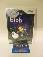 A BOY AND HIS BLOB NINTENDO WII WII U NUOVO SIGILLATO