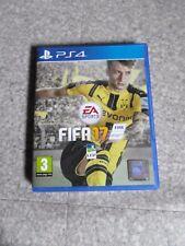 Jeu PS4 SONY PLAYSTATION FIFA 17 sur PS4, sport, football EXCELLENT ETAT