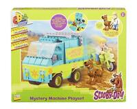 Character Building Scooby Doo Mystery Machine Set