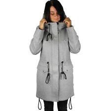Autres manteaux gris en laine pour femme