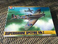 Tamiya SPITFIRE Mk.1   1:48th box kit