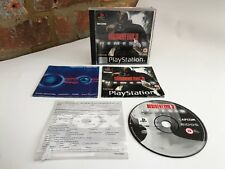 RESIDENT EVIL 3 NEMESIS. PS1 Game. Complete. (PlayStation One, PS2, PS3. PAL)