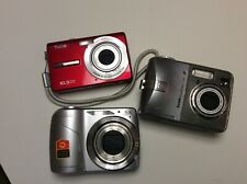 Kodak EASYSHARE C190, C340 and M1063 for Parts, AS IS