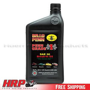 Brad Penn BI30 PENN-GRADE 1 Break-In Oil - 12 Pack