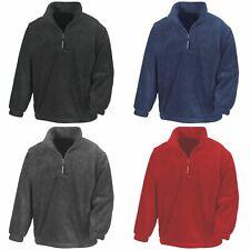 Result Unlined Active 1/4 Zip Fleece Top